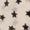 Drykorn Schal mit Sternenmuster Weiß - 1