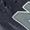 New Balance Sneaker aus Veloursleder mit Textilbesatz Dunkelblau - 1