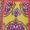 Ganesh Shorts mit Allover-Muster Rot - 1