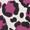 Liu Jo Jeans Geldbörse in Lederoptik mit Leopardenmuster Pink - 1