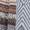REVIEW Longcardigan mit Ethno-Muster Anthrazit - 1
