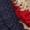 Tommy Hilfiger Loop-Schal mit eingestricktem Streifenmuster Hellrot - 1