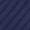 Delicatemen Strickmütze aus reinem Kaschmir Dunkelblau meliert - 1