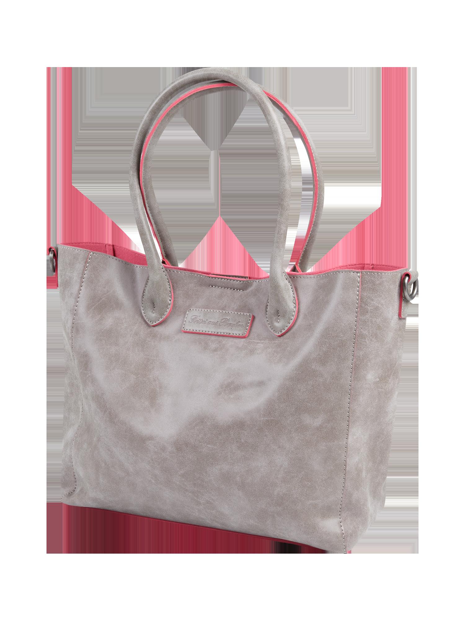 5ae3614b0ff9c FRITZI-AUS-PREUSSEN Shopper aus Neopren in Grau   Schwarz online kaufen  (9412631) ▷ P C Online Shop
