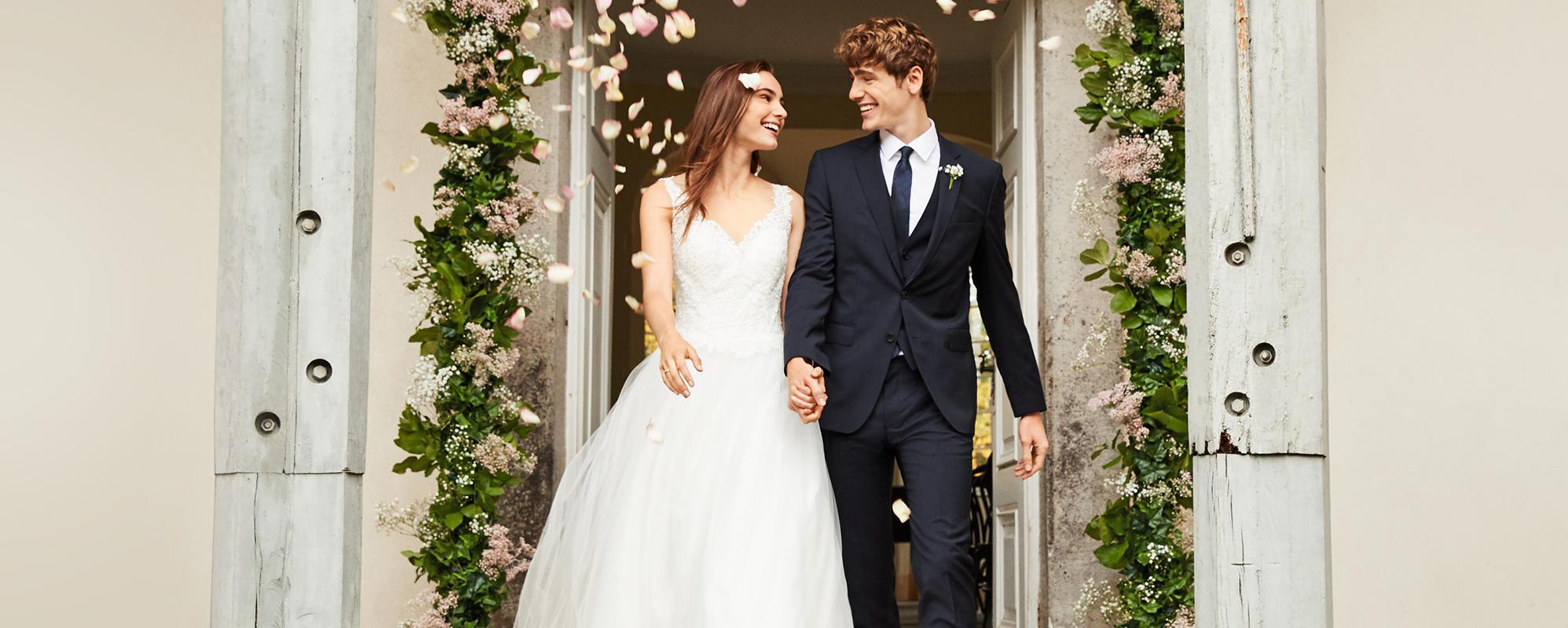 Hochzeitsmode 2019