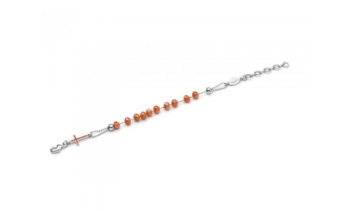 Bracciale hopen arancione