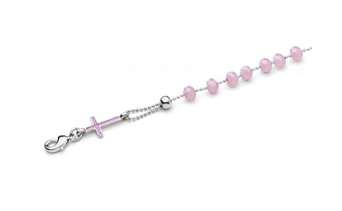 Bracciale hopen rosa