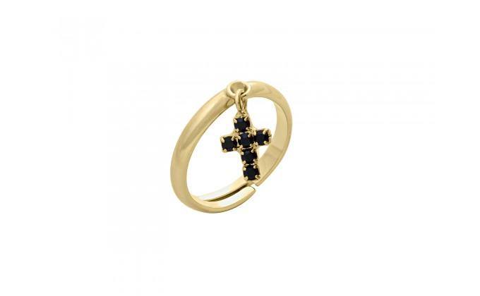 Anello tama gold golden