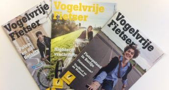 Vogelvrije Fietser magazines