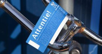 Label fietsparkeren