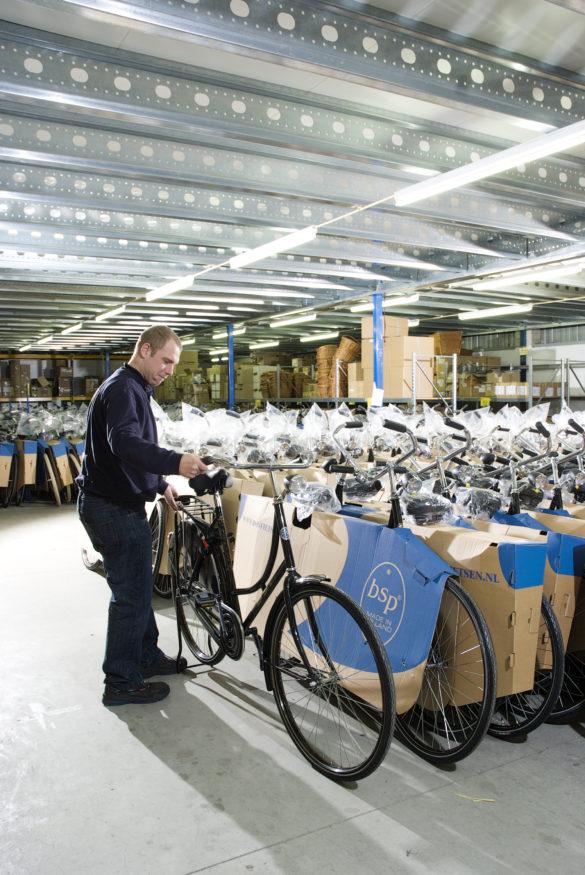 BSP-fietsen