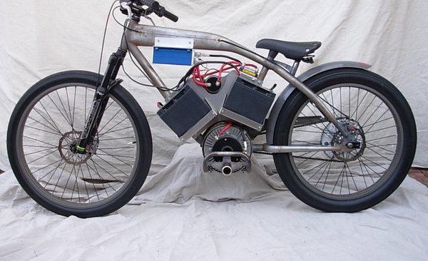 Kun je een elektrische fiets opvoeren? - Fietsersbond