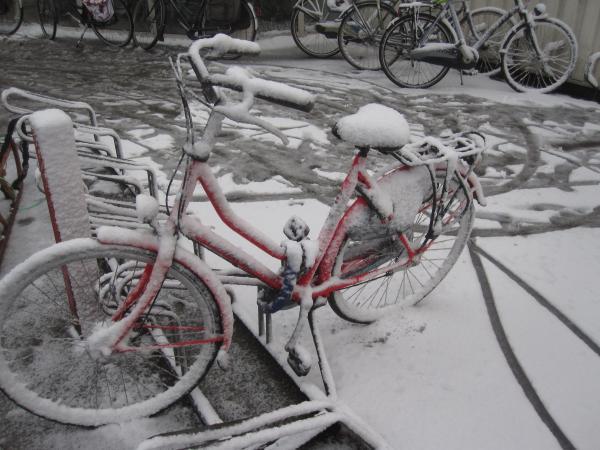Tips om je fiets winterklaar te maken