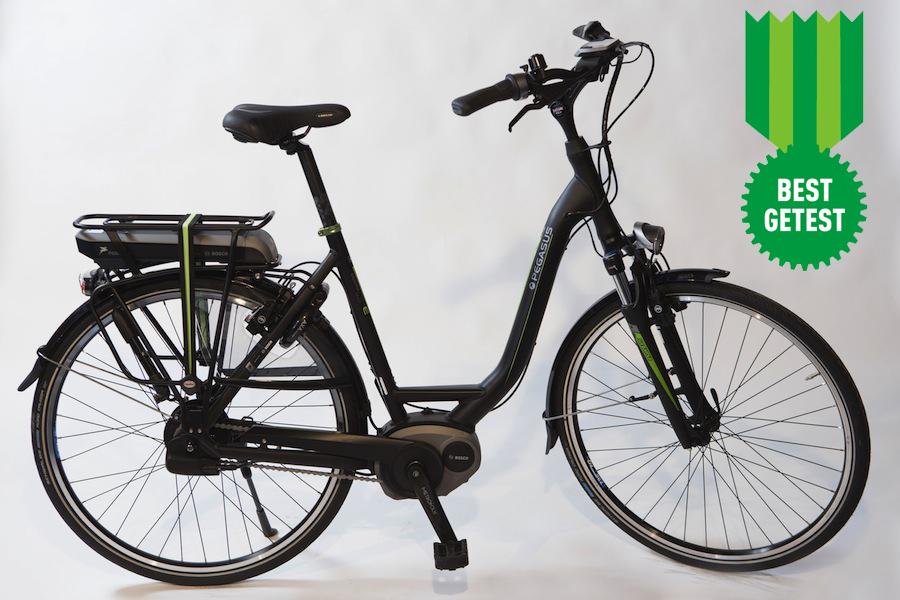 nieuwe test elektrische fietsen fietsersbond. Black Bedroom Furniture Sets. Home Design Ideas