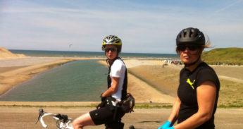 Noordzeeroute per fiets