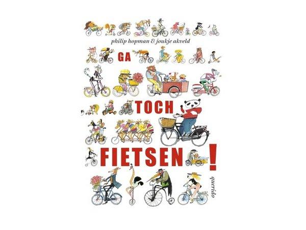 Kinderboek Ga toch fietsen