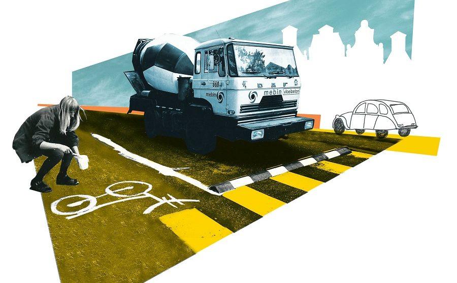 Fietsersbond bouwt fietspaden