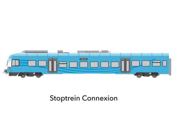 Stoptrein Connexxion