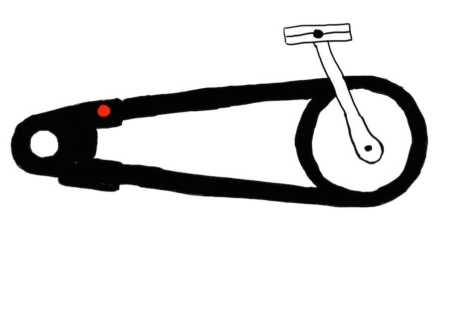 Chaingliderklein