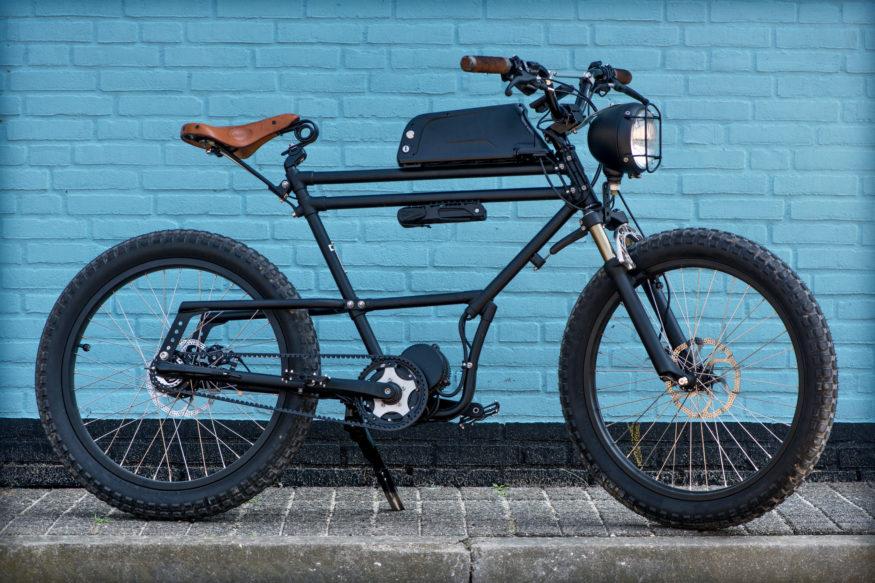 van oude fiets naar speedpedelec