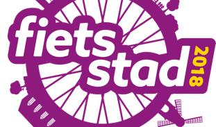 Fietsstad 2018 logo