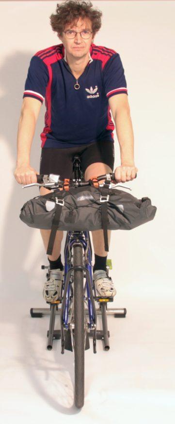 TestKees met bikepack