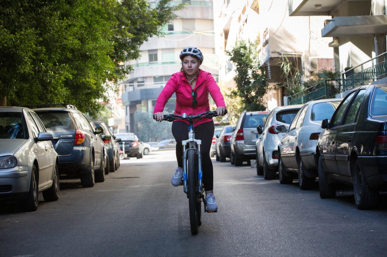 fietsgids paloma acharji in beiroet