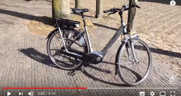 test-e-bike