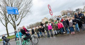 Opening Zangfietspad Zoetermeer