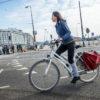xing chen op de fiets
