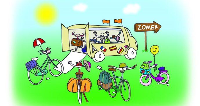 Fietsvervoer per bus