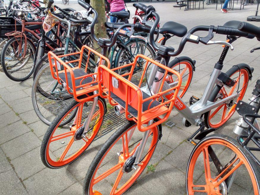 Mobike, deelfiets