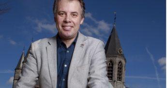 Burgemeester Jan Vermeulen van Deinze