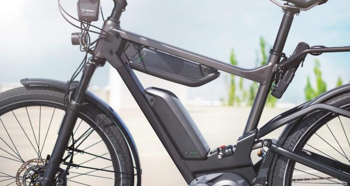 bosch e-bike met ABS