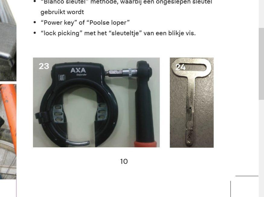 poolse sleutel