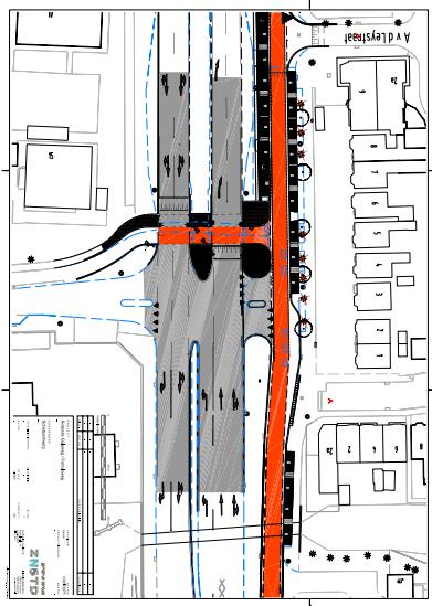 Guisweg-Wezelstraat-oversteek-voorlopig