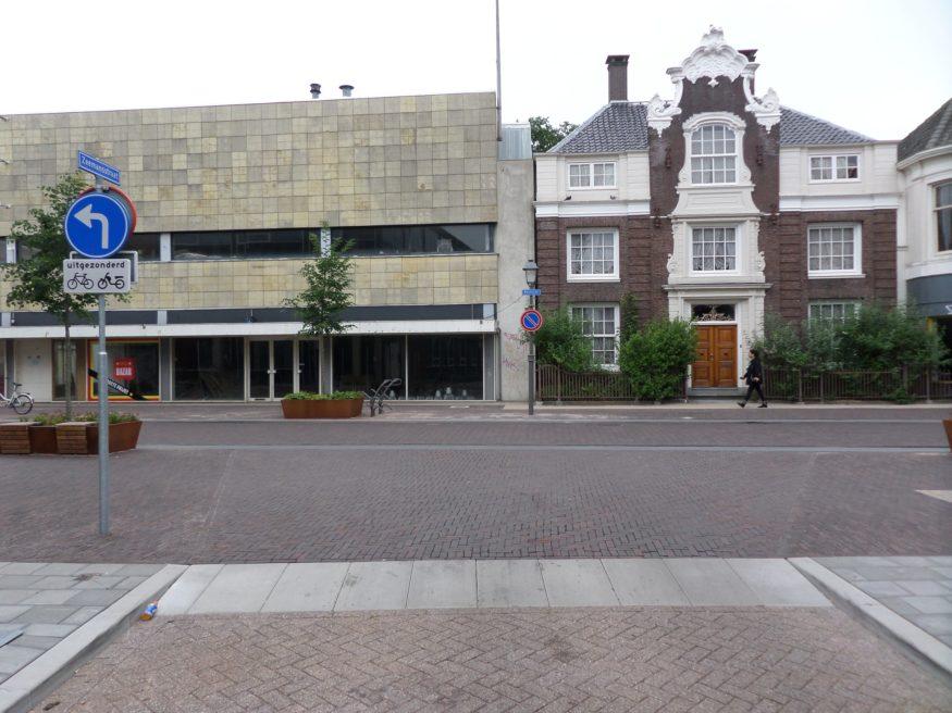 uitritconstructie Zeemansstraat
