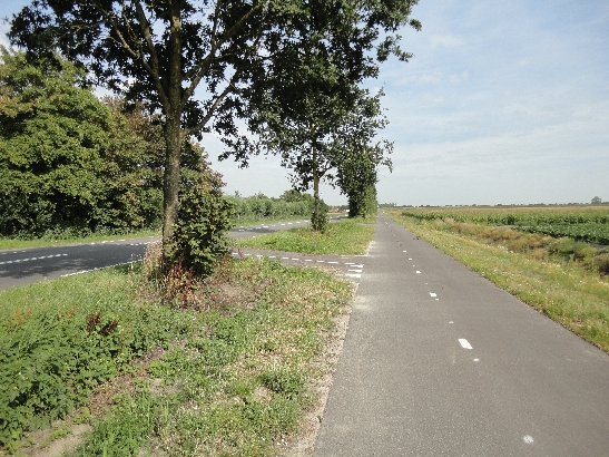 fietspad Dreischor-Nieuwerkerk