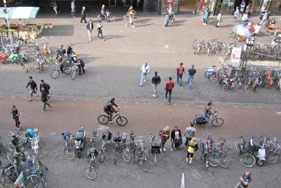 De Grote Marktstraat anno 2013