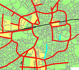 Wegcategoriseringcentrum