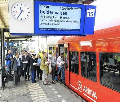 opening nieuwe MerwedeLingelijn