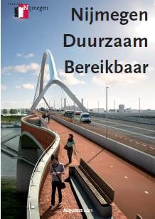 Voorkant Nota Nijmegen Duurzaam Bereikbaar