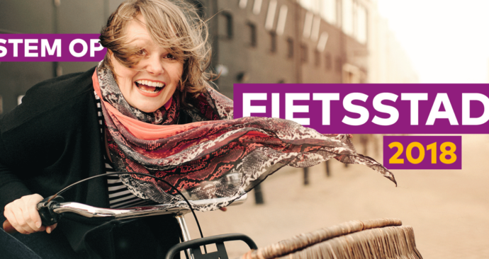 Fietsstad 2018