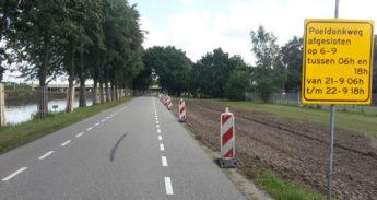 Poeldonkweg wordt fietsstraat