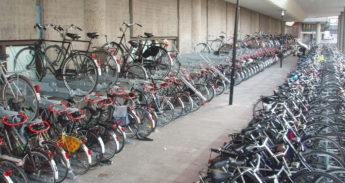 Fietsenstalling Utrecht CS