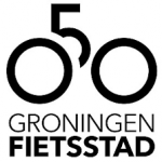 logo Groningen Fietsstad