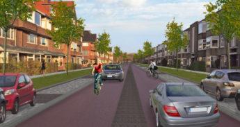 Oosterhamrikzone-Korreweg-fietsstraat1