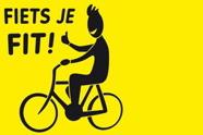 Logo fiets je fit