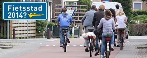 Zwolle Fietsstad 2014?