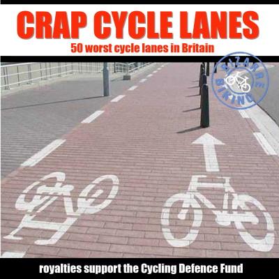Boek Crap cycle lanes